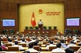 Les députés ont fait le choix de la stabilité et du développement
