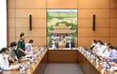 Les députés débattent du plan quinquennal d'investissement public