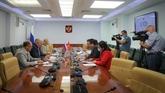 Le Vietnam prie la Russie à acclérer le transfert de technologie vaccinale