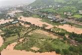 Pluies de mousson en Inde : au moins 115 morts, les secouristes dans la boue