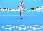 JO-2020 : Blummenfelt s'offre le triathlon, Van der Poel rêve d'or olympique