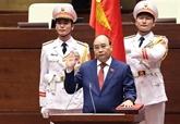 Le Laos et la Chine félicitent les dirigeants vietnamiens nouvellement élus