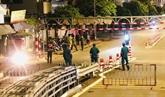 HCM-Ville appliquera un couvre-feu à partir de 18h00 du 26 juillet