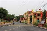Zones rurales : une nouvelle physionomie à Ninh Binh