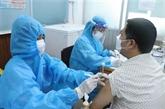 Le Vietnam enregistre 7.859 nouveaux cas endogènes