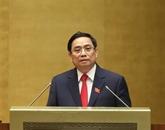 Le Premier ministre présente 27 membres du nouveau gouvernement