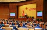 Première session de la XVe législature de l'AN : ce qu'il faut retenir de la 7e journée de travail