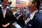 Wall Street termine en légère hausse une séance sans entrain