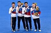 JO-2020 : la Russie chipe l'or au Japon par équipes en gymnastique