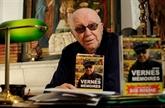 Henri Vernes, père de l'aventurier Bob Morane