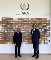Nucléaire civil : renforcement de la coopération entre le Vietnam et l'AIEA