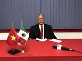 Un homme politique mexicain apprécie l'article du SG Nguyên Phu Trong sur le socialisme au Vietnam