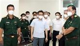 HCM-Ville doit mobiliser toutes ses ressources pour contrôler l'épidémie