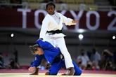 JO-2020 : Clarisse Agbégnénou enfin championne olympique de judo !