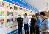 Une exposition de photos met en lumière la catastrophe de l'AO/dioxine au Vietnam