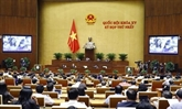 AN : dernier jour de travail de la 1re session de la XVe législature