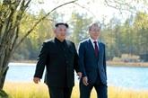 Les deux Corées amorcent un rapprochement