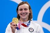 JO-2020 : battue sur 200 et 400m, Ledecky se console sur 1.500m