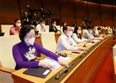 AN : approbation d'une résolution sur le plan financier national pour 2021-2025