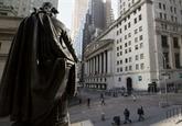 Wall Street finit en baisse, lestée par des prises de bénéfices