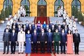 Le président remet la décision de nommer les membres du gouvernement