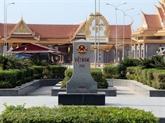 Le Vietnam et le Cambodge discutent des questions frontalières terrestres