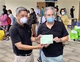Plus de 3.850 patients supplémentaires guéris et sortis de l'hôpital