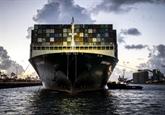 Canal de Suez : l'Ever Given est enfin arrivé à Rotterdam