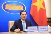 Le chef de la diplomatie chinoise félicite son homologue vietnamien