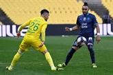 Foot : Bordeaux et Angers rétrogradés, Marseille et Nantes encadrés
