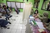 L'Indonésie impose le confinement partiel dans les points chauds épidémiques