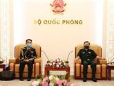 Promouvoir la coopération en matière de défense Vietnam - République de Corée