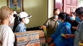 Renforcer la solidarité avec les résidents d'origine vietnamienne au Cambodge
