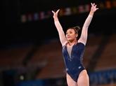 JO-2020 : même sans la gymnasteBiles, Lee poursuit la tradition américaine