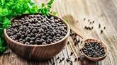 Les exportations de poivre atteignent 500 millions d'USD au premier semestre