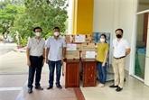 Les Vietnamiens d'outre-mer soutiennent la lutte contre COVID-19