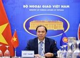 Le Vietnam salue les progrès du soutien à l'accession du Timor Leste à l'ASEAN