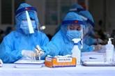 COVID-19 : le Vietnam enregistre 3.657 nouveaux cas