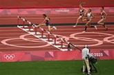 Quach Thi Lan entre en demi-finale du 400 m haies femmes