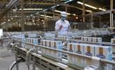 Vinamilk réalise un chiffre d'affaires record au 2e trimestre