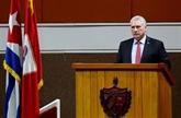 Le président cubain exprime sa gratitude au Vietnam et à ses amis internationaux