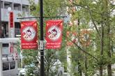 Une ville japonaise encourage les athlètes vietnamiens avant les Jeux paralympiques de Tokyo