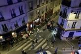 Accident à Paris : une morte, six blessés dont le conducteur