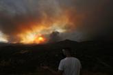 Confrontée à un énorme incendie, Chypre appelle l'Europe et Israël à son secours