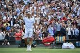Wimbledon : Federer revient en deuxième semaine !