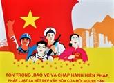 Le Vietnam promeut l'édification de l'État de droit socialiste