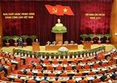 Ouverture du 3e plénum du Comité central du Parti du XIIIe mandat