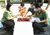 Dông Nai promeut la consommation de litchi