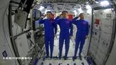 Chine : première sortie dans l'espace de deux astronautes à la station Tiangong