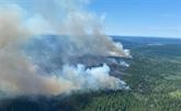 Canada : soutien aérien de l'armée pour lutter contre les incendies dans l'Ouest du pays